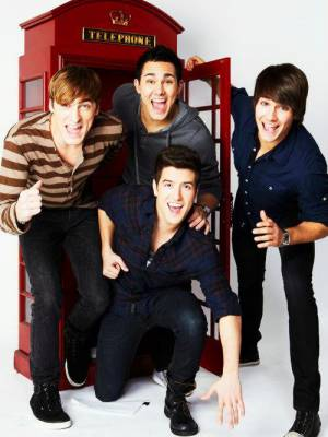 BIG TIME RUSH 1