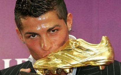 Ronaldo i Zlatna Kopačka !