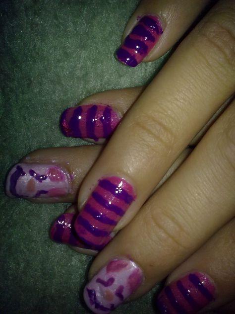 Druga ricin i nokti=moje delo