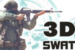 akcijske igre 3D Swat