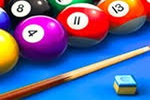 Igre na ploči 8 Ball Quick Fire Pool