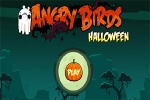 logike igre Angry Birds Halloween