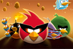 logike igre Angry Birds Space