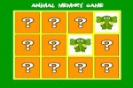 Igre za djecu Animal Memory Game