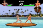 zabavne igre Beach Catfight