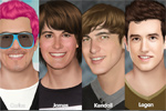 Igre za djecu Big Time Rush Makeover