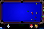 igre na ploi Billiard Blitz 3: Nine Ball