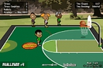 Bobblehead Basketball