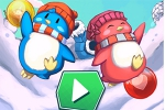 mobilne igre Bubble Penguins