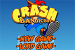 avanture Crash Bandicoot