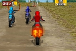 Automobilske igre Dirtbike Racing
