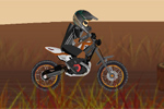 Automobilske igre Dirty Biker