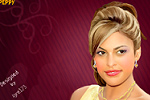 Eva Mendes Make Over