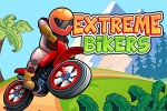 automobilske igre Extreme Bikers