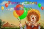 Zabavne igre Funny Clown vs Balloons
