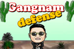 Arkadne igre Gangnam Defense