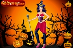 igre za djecu Halloween Pumpkins Girl Dress Up