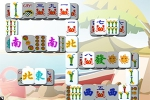 mobilne igre Happy Summer Mahjong