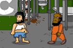 Hobo Prison Brawl