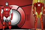 Igre za djecu Ironman Dress Up
