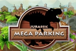 Automobilske igre Jurassic Mega Parking