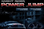 automobilske igre Knight Rider: Power Jump