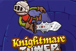zabavne igre Knightmare Tower