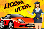 automobilske igre License Quest