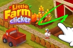 mobilne igre Little Farm Clicker
