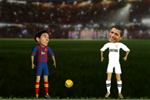 Sportske igre Messi Plays Basketball