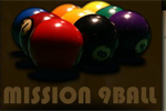 igre na ploči Mission 9 Ball