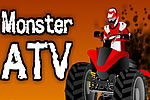 Automobilske igre Monster ATV