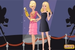 mobilne igre Movie Star Dress Up