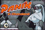 arkadne igre Panik in Chocoland