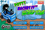 zabavne igre Potty Racers IV: World Tour