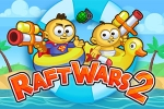 akcijske igre Raft Wars 2
