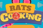 mobilne igre Rats Cooking