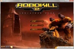 akcijske igre Robokill 2: Leviathan Five