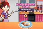 mobilne igre Sara's Cooking Class: Mini Pop Tarts