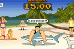 Zabavne igre Shark Lifting 2