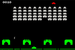 Stare igre Space Invaders