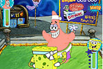 Sportske igre Sponge Bob Square Pants: Bikini Bottom Bust Up