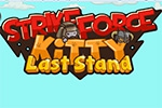 Arkadne igre StrikeForce Kitty: Last Stand