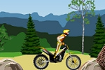 automobilske igre Stunt Dirt Bike