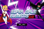 mobilne igre Super Girls Elements Quiz