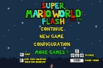 Stare igre Super Mario World Flash