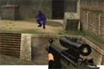 akcijske igre Terrorist Hunt: Counter Strike