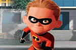 Zabavne igre The Incredibles: Catch Dash