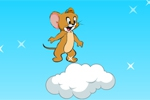 Zabavne igre Tom and Jerry: Fly with Clouds