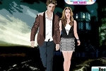 Igre za djecu Twilight Couple Dressup